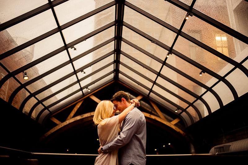 Okra Charity Saloon, Houston Engagement Session - Philip Thomas Photography