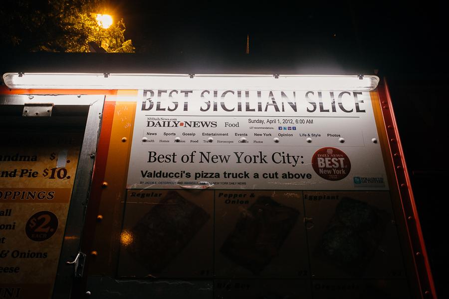 Valducci's Pizza Trucks at Sheraton Mahwah Hotel, New Jersey