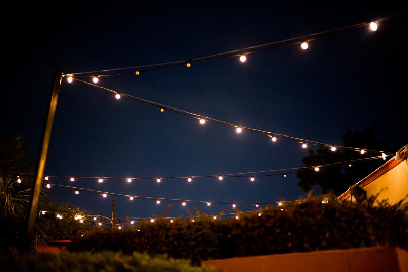 Lupe Tortilla lights Houston