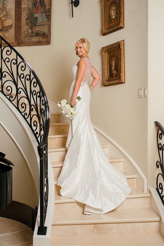 Meghan's bridal photo