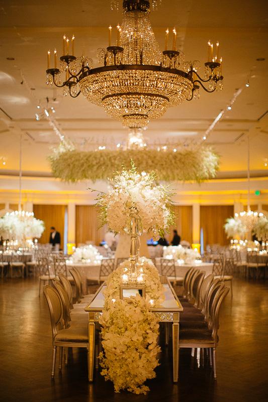 Wedding decor River Oaks Country Club, Houston, Texas