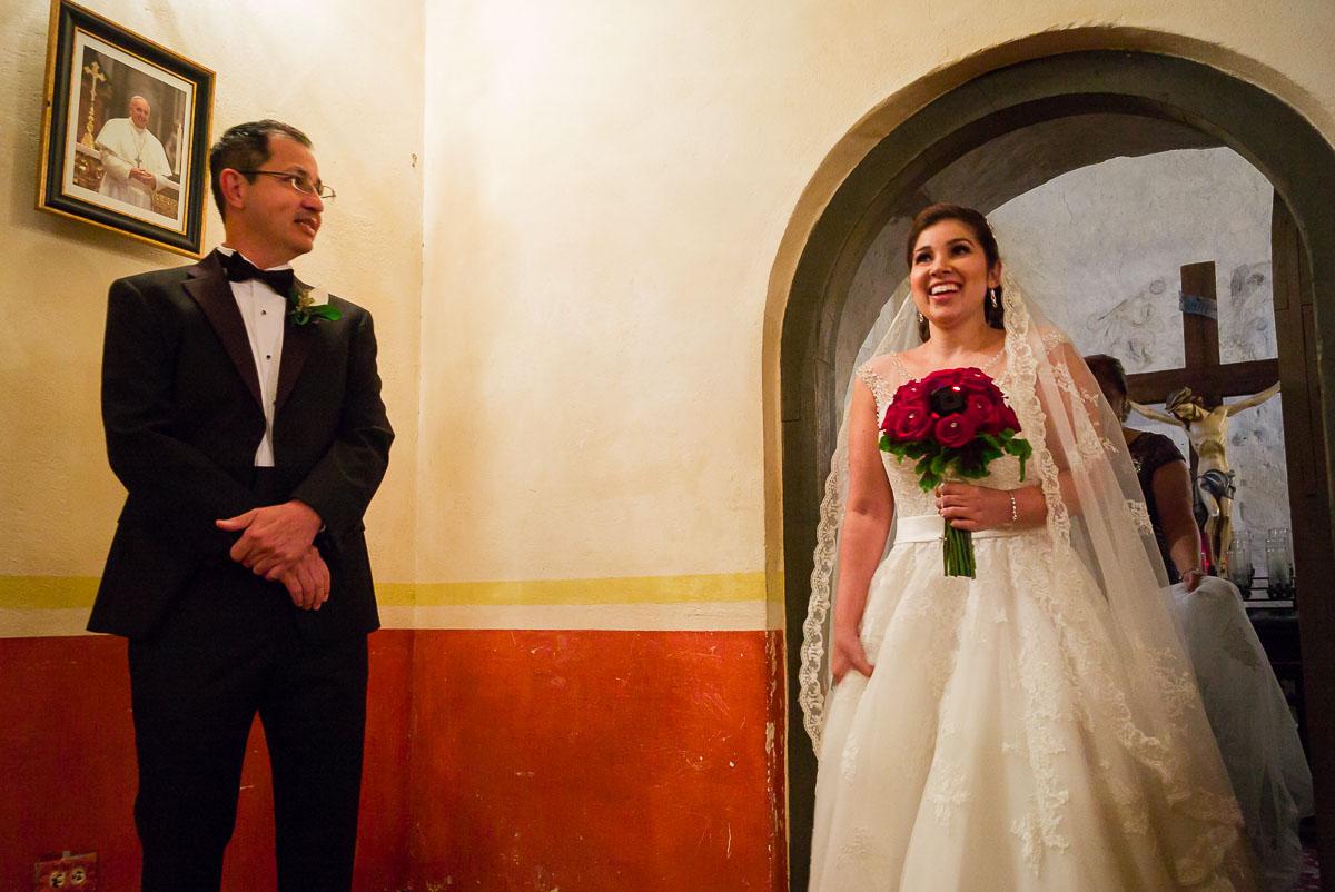 Mission Concepcion Wedding