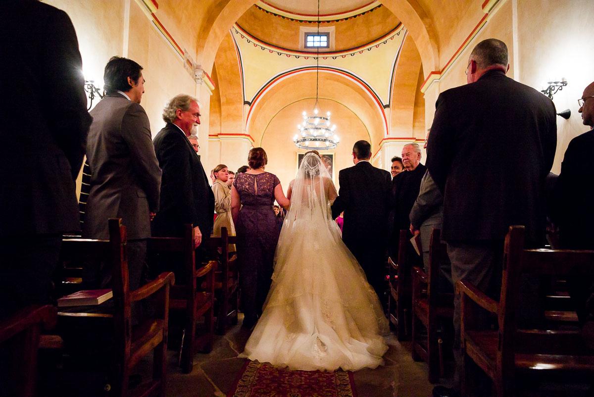 Mission Concepcion Wedding San Antonio