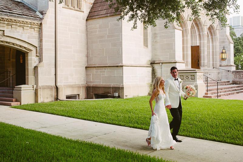 WEDDING ST. PAUL'S UMC | THE GROVE | HOBBY CENTER | HOUSTON