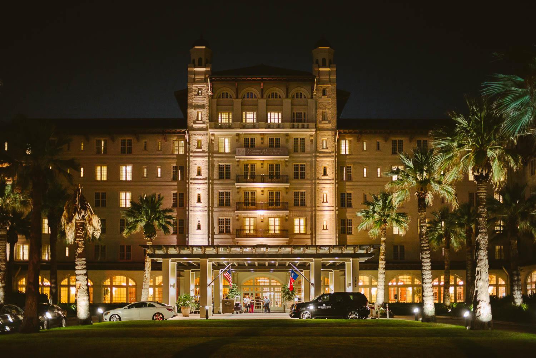 Hotel Galvez Wedding Gulf of Mexico