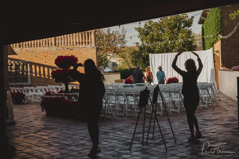 The Gallery Houston Wedding - Philip Thomas Photography-05
