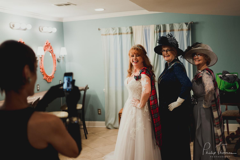 The Gallery Houston Wedding - Philip Thomas Photography-06