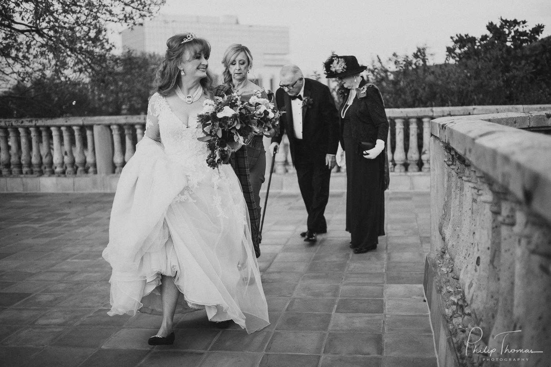 The Gallery Houston Wedding - Philip Thomas Photography-09