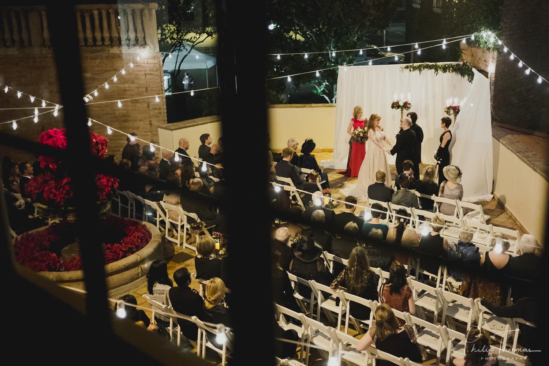 The Gallery Houston Wedding - Philip Thomas Photography-16