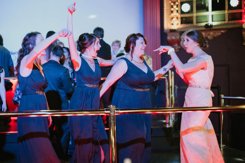 Majestic Metro Wedding Reception _ Houston_ Katie + Jimmy-1-Philip Thomas 16