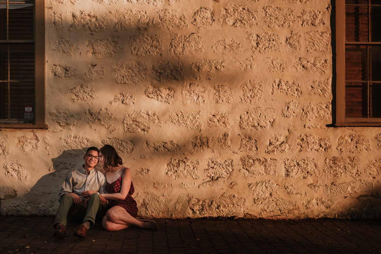 Downtown San Antonio engagement session-Wedding photographer-Philip Thomas-001