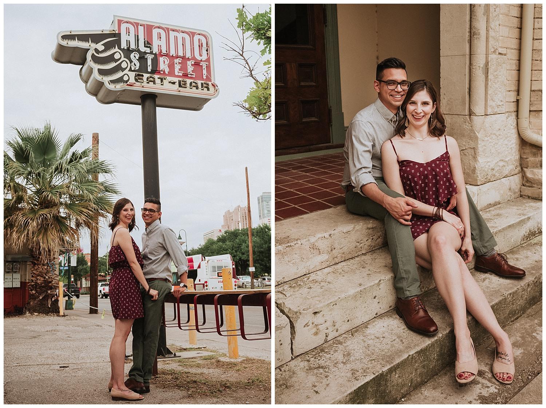 Downtown San Antonio engagement session-Wedding photographer-Philip Thomas-003