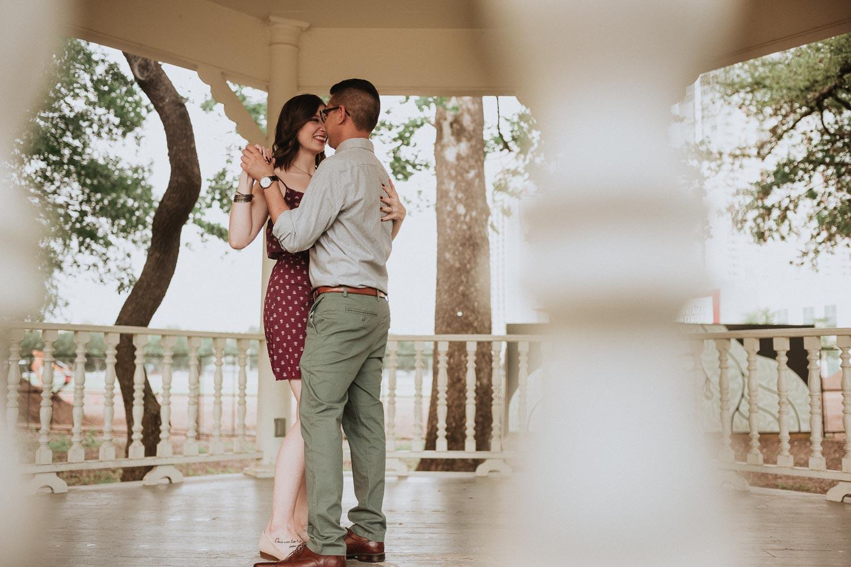 Downtown San Antonio engagement session-Wedding photographer-Philip Thomas-05