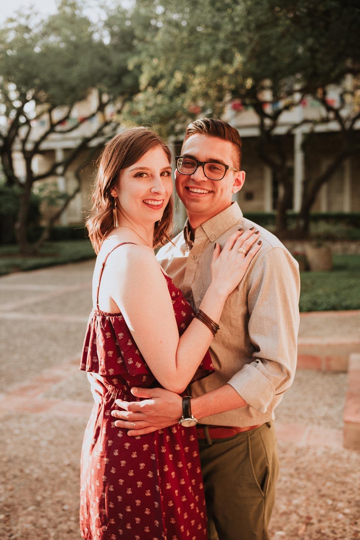 Downtown San Antonio engagement session-Wedding photographer-Philip Thomas-007