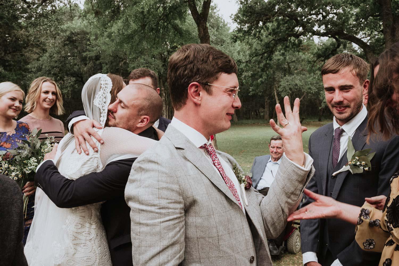 Texas Hill Country Ranch Wedding - Bri + Joe - American girls meets a Brit-Wedding photographer-Philip Thomas-037