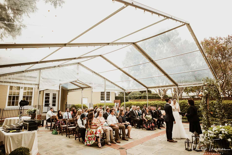 39 River Oaks Garden Club Forum-Nadia and Evan-Philip Thomas Photography-Houston wedding photographer