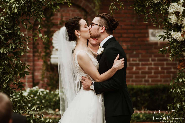46 River Oaks Garden Club Forum-Nadia and Evan-Philip Thomas Photography-Houston wedding photographer