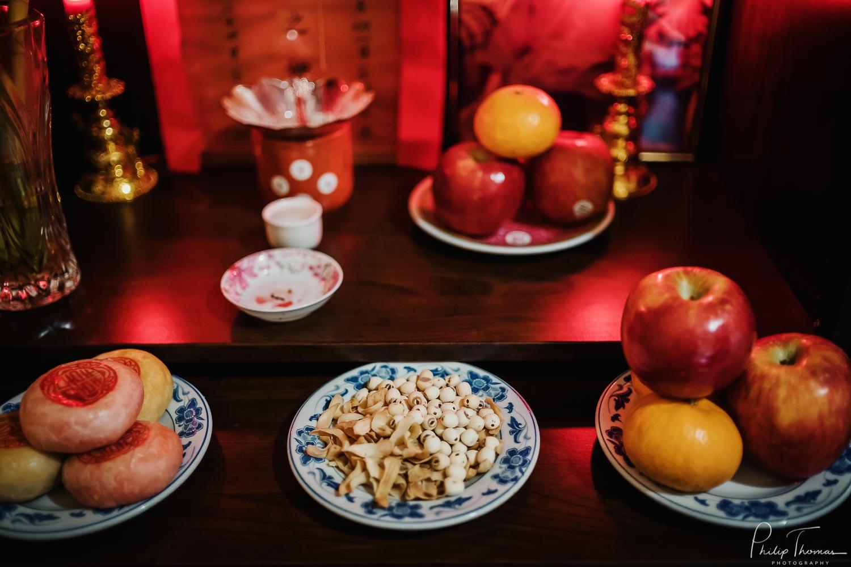 02 Chinese tea ceremony - Wedding ceremony Houston Arboretum & Nature Center, 4501 Woodway Dr, Houston-Philip Thomas Photography-L1009667