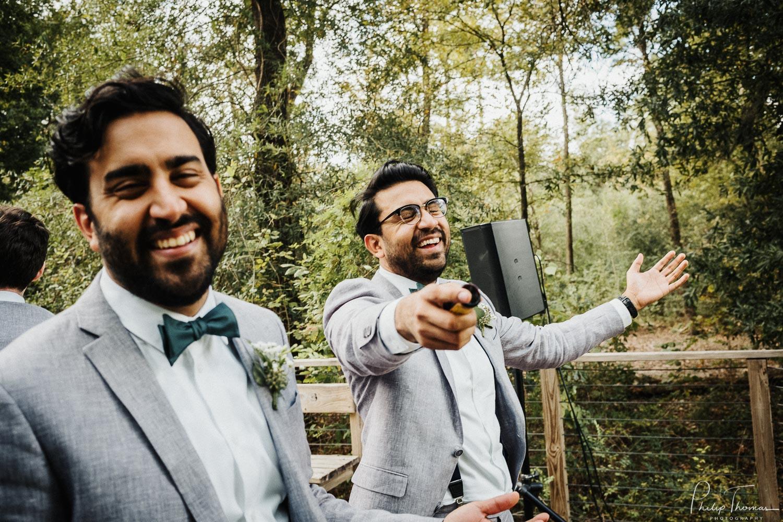22-Wedding ceremony Houston Arboretum & Nature Center, 4501 Woodway Dr, Houston-Philip Thomas Photography-L1000083