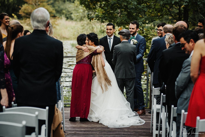 36-Wedding ceremony Houston Arboretum & Nature Center, 4501 Woodway Dr, Houston-Philip Thomas Photography-DO4_9524