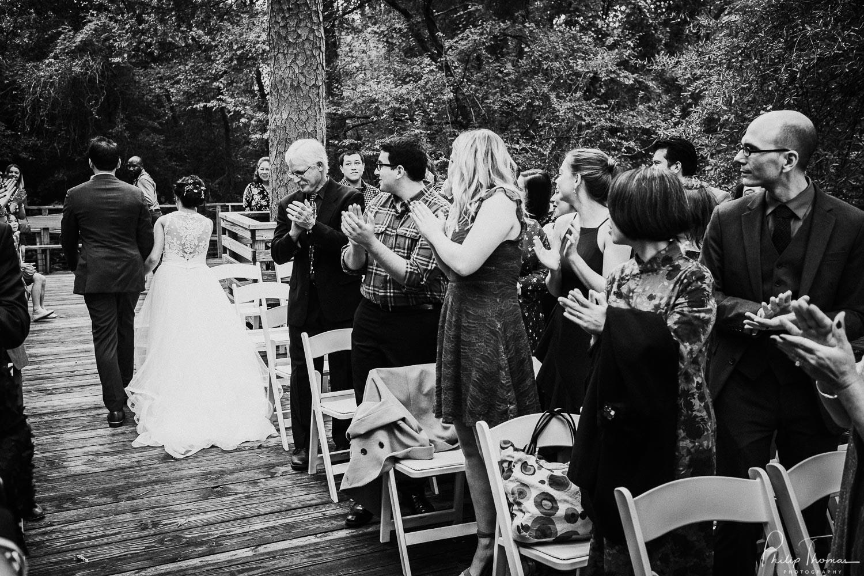 39-Wedding ceremony Houston Arboretum & Nature Center, 4501 Woodway Dr, Houston-Philip Thomas Photography-L1000374
