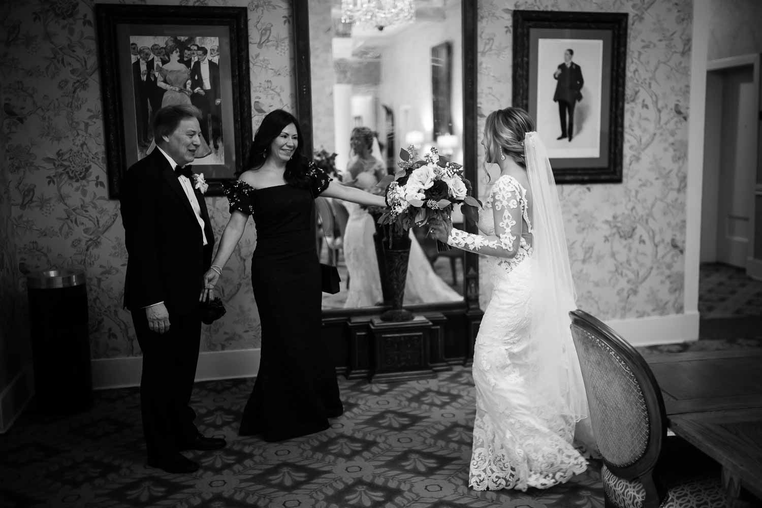 Menger Hotel Wedding Ceremony San Antonio Reception Grand BallroomSan Antonio -Leica photographer-Philip Thomas Photography