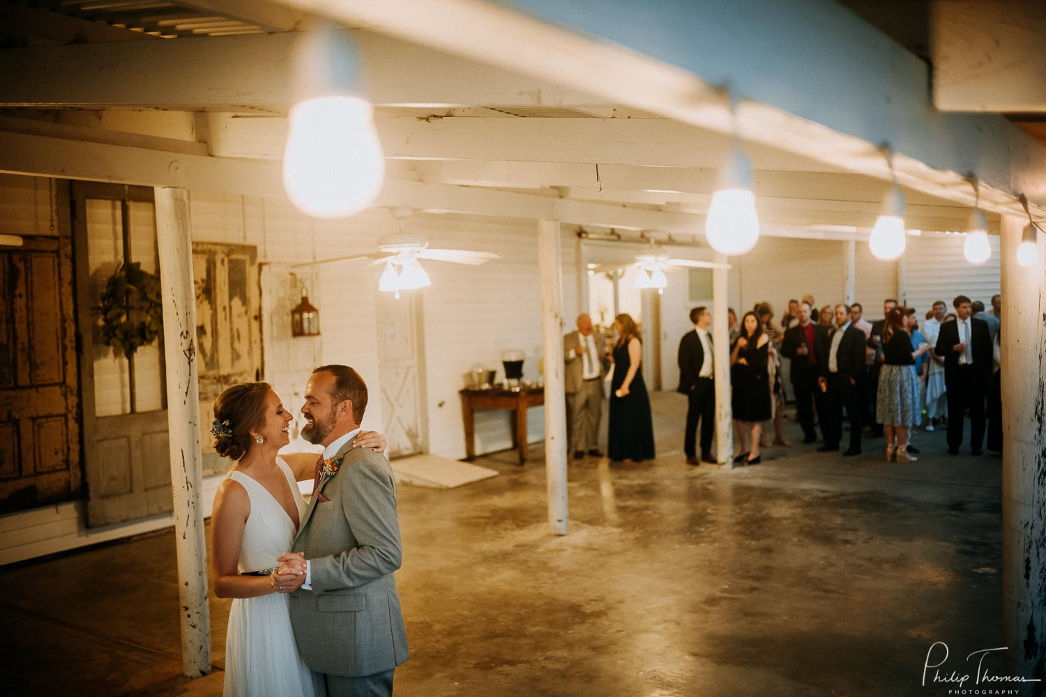 FIrst dances at The Grand Texana Wedding Barr Minta + Phillip -