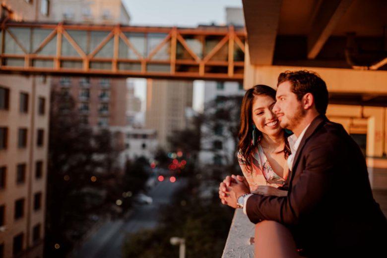 Downtown San Antonio Engagement Session-Leica photographer-Philip Thomas Photography